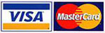 Visa Mastyer card logo